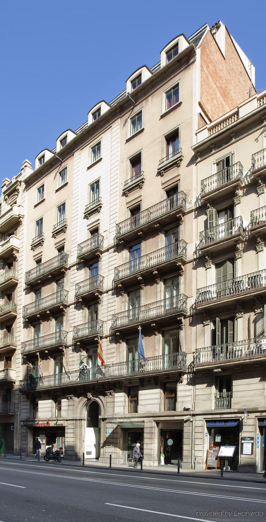 Hotel ilunion almirante barcelona Hotel original barcelone